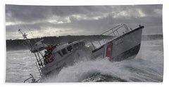 U.s. Coast Guard Motor Life Boat Brakes Hand Towel