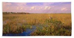 Usa, Florida, Everglades National Park Hand Towel