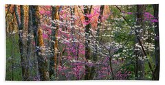 Usa, Virginia, Shenandoah National Park Bath Towel