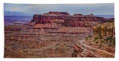 Utah Canyon Country Bath Towel