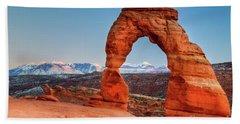 Utah's Arch Hand Towel