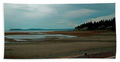 Vancouver Island N Her Beaches Bath Towel