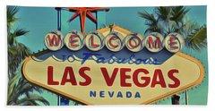 Vegas Hand Towel