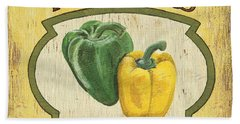 Veggie Seed Pack 2 Bath Towel