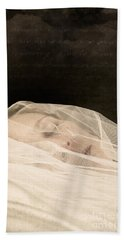 Veiled Bath Towel