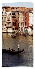Venice Bath Towel by Helga Novelli