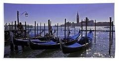 Venice Is A Magical Place Bath Towel