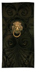 Venice Lion Hand Towel