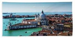 Eternal Venice Hand Towel