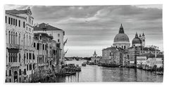 Venice Morning Bath Towel