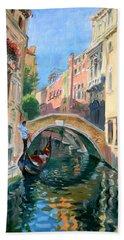 Venice Ponte Widmann Hand Towel