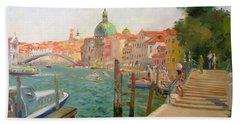 Venice Santa Chiara Bath Towel