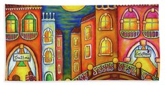 Venice Soiree Bath Towel