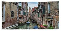 Venetian Morning Hand Towel