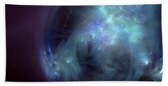 Venusian Portal Bath Towel