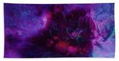 Venusian Sea Life Hand Towel