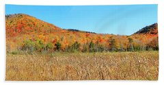 Vermont Foliage 1 Bath Towel