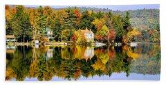 Vermont Reflections Bath Towel