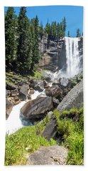 Vernal Falls- Bath Towel