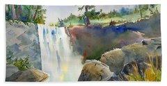 Vernal Falls Bath Towel