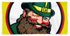 Vernors Ginger Ale - The Vernors Gnome Hand Towel