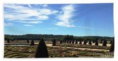 Versailles Palace Gardens Hand Towel