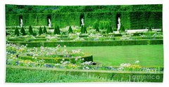 Versailles Pathways Bath Towel