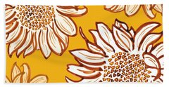 Very Vincent Hand Towel by Sarah Hough