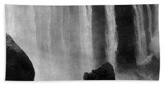 Victoria Falls - C 1911 Bath Towel
