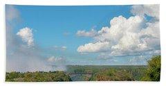 Victorial Falls Bridge Hand Towel