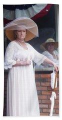 victorian Elegance   ll Bath Towel by Margie Avellino