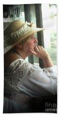 Victorian Elegance Bath Towel by Margie Avellino
