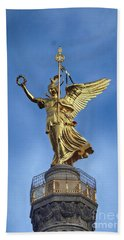 Victory Column Berlin Hand Towel