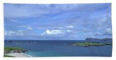 View Blasket Island #g0 Hand Towel
