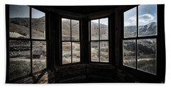 View From Animas Forks Bath Towel