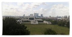 View From Greenwich 1 Hand Towel