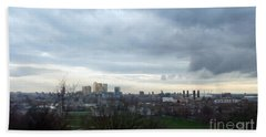 View From Greenwich 5 Bath Towel