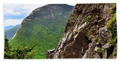 View Of Cannon Mountain Hand Towel