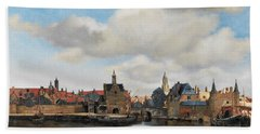 View On Delft Hand Towel
