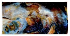 Vilano Sea Shell Constellation Bath Towel by Gina O'Brien