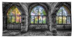 Villa Of Windows On The Sea - Villa Delle Finestre Sul Mare I Bath Towel