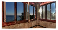 Villa Of Windows On The Sea - Villa Delle Finestre Sul Mare IIi Hand Towel