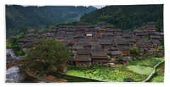 Village Of Joy Hand Towel