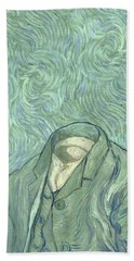 Vincent Van Gone Bath Towel