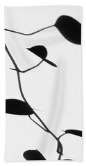 Vine Shadow Bath Towel