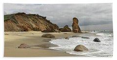 Vineyard Beach Bath Towel