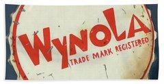 Vintag Bottle Cap, Wynola Hand Towel