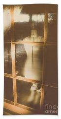 Vintage Dressmakers Store Hand Towel