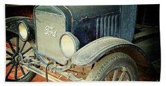 Vintage Ford Hand Towel
