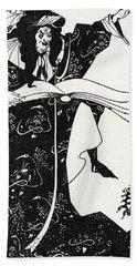Virgilius The Sorcerer Hand Towel